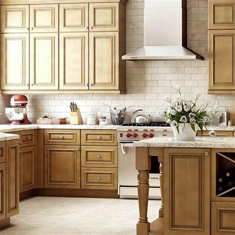 How To Clean Kitchen Cabinets by Kitchen Cabinets At The Home Depot