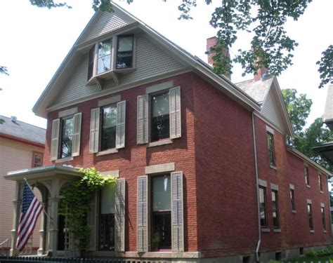 susan b anthony house susan b anthony house rochester new york