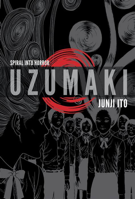 libro uzumaki uzumaki by junji ito hardcover deluxe ed booksamillion com books