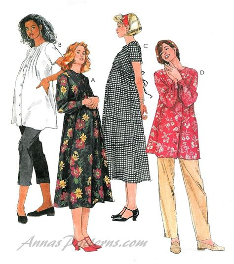pattern maternity clothes maternity clothes sewing pattern dress pants top capri
