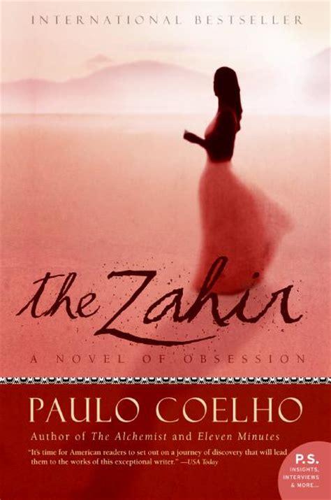 the zahir a novel the zahir by paulo coelho harper collins publishers