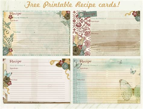 free printable thanksgiving recipe cards free printable recipe cards perfect for thanksgiving