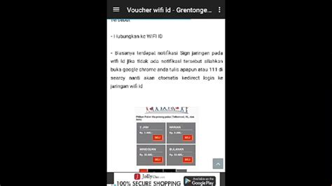 Wifi Id free wifi id gratis