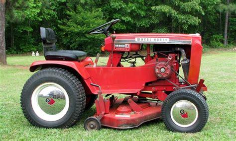 Toro Garden Tractor by Tractordata Com Wheel Horse Bronco 14 Tractor Photos