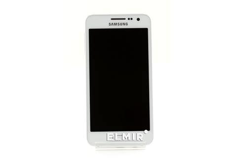 Samsung Galaxy A3 A300h White samsung a300h ds galaxy a3 duos white