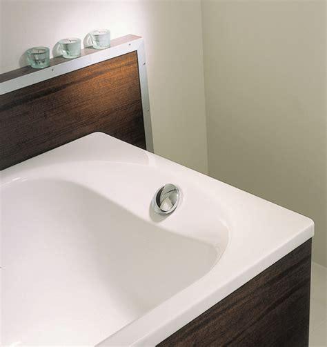 vasche da bagno in acciaio smaltato vasca da bagno in acciaio smaltato da incasso bettepur bette