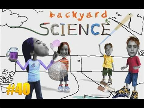 watch backyard science забавная наука 40 backyard science 40 youtube
