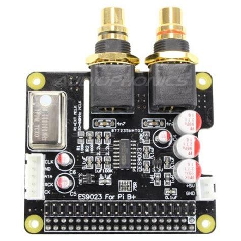 Es9023 Dac Chip new dac board for my pi audiophonics i sabre dac es9023