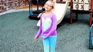Jenna from seven super girls for pinterest
