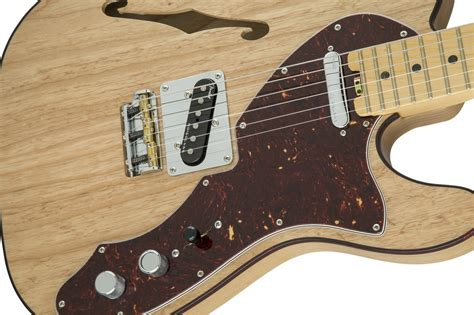 Fender 69 Telecaster Thinline Mn 3clrsb Electric Guitar fender american elite telecaster thinline mn keymusic