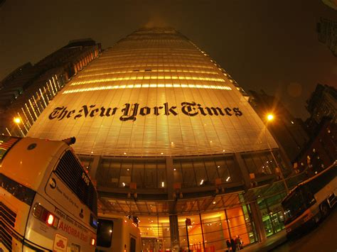 New York Times Leaked Documents