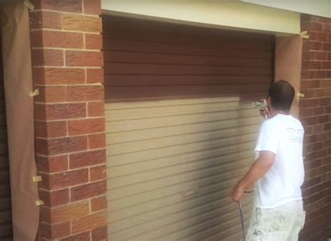 garage door spray garage door spray 28 images garage door spraying on