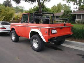 1969 Ford Bronco 1969 Ford Bronco Pictures Cargurus