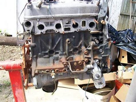 how does a cars engine work 1993 isuzu rodeo transmission control sell used 1993 isuzu rodeo 2 6l engine to install set of 5 stock snow flake rims in vineland