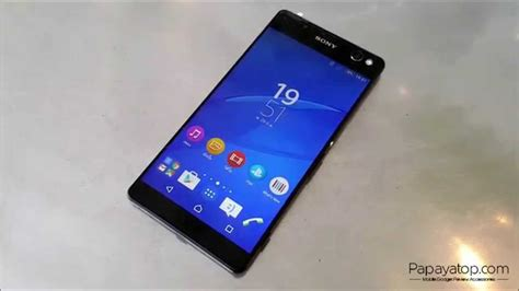 The Cat Z0727 Sony Xperia C5 on sony xperia c5 ultra papayatop