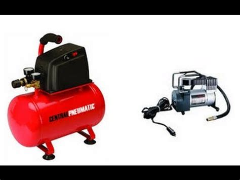 reviews best small air compressor 2018