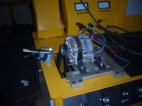 used alternator test bench qfs 2 model auto generator and alternator and dynamo test