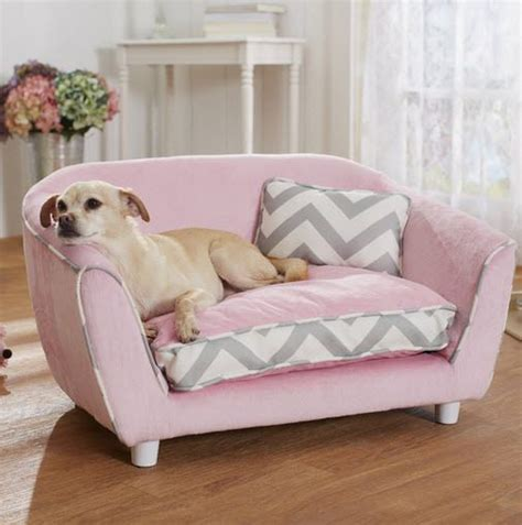 pooch couch best 25 pink dog beds ideas on pinterest