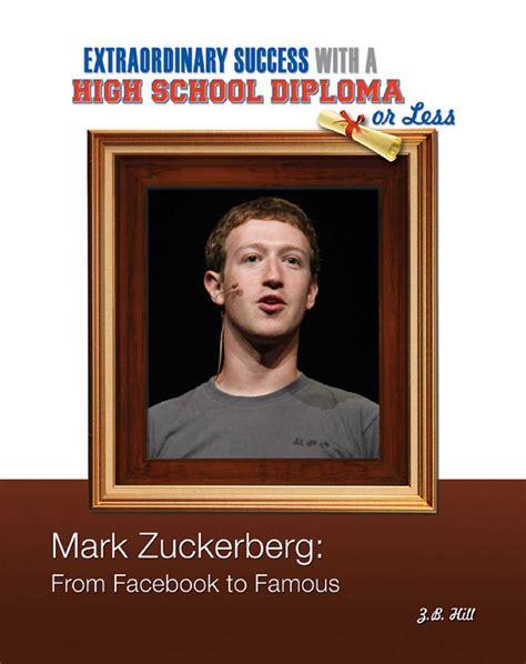 mark zuckerberg biography book mark zuckerberg ebook by z b hill official publisher
