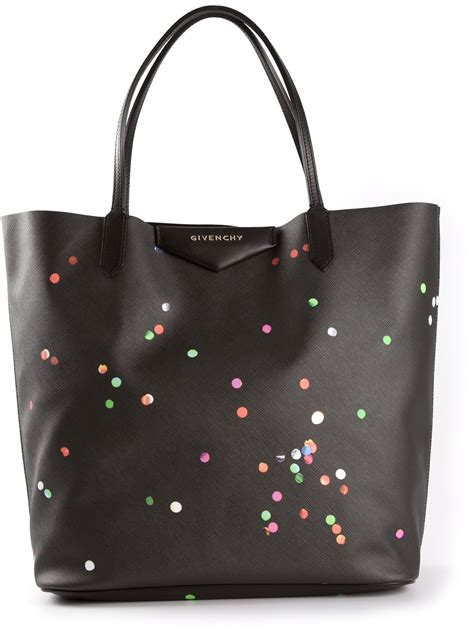 Bag Givenchy 6000 Sale Fashion Branded Import 1 givenchy confetti tote in black lyst