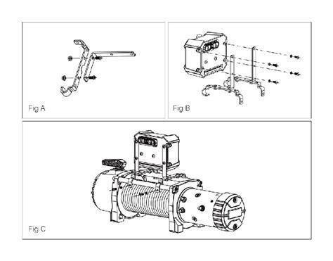 engo winch solenoid wiring diagram fog light wiring