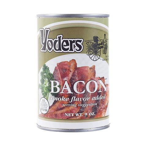 Yoders Pantry by Yoders Canned Bacon