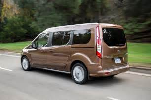 2014 Ford Transit Connect Wagon 2014 Ford Transit Connect Titanium Wagon Lwb Test