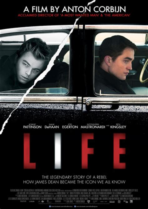 biography movie posters life 2015 movie trailer release date robert pattinson
