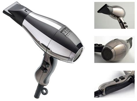 Elchim Idea Ionic Hair Dryer Black elchim 3900 healthy ionic titanium limited edition