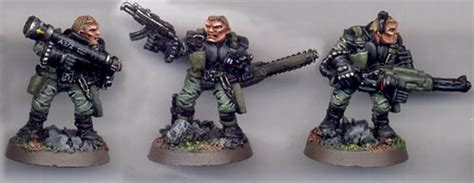 Oldhammer Forum View Topic Chainsaw Warrior With Space