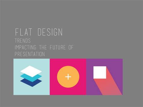 design powerpoint slideshare flat infographic presentation template