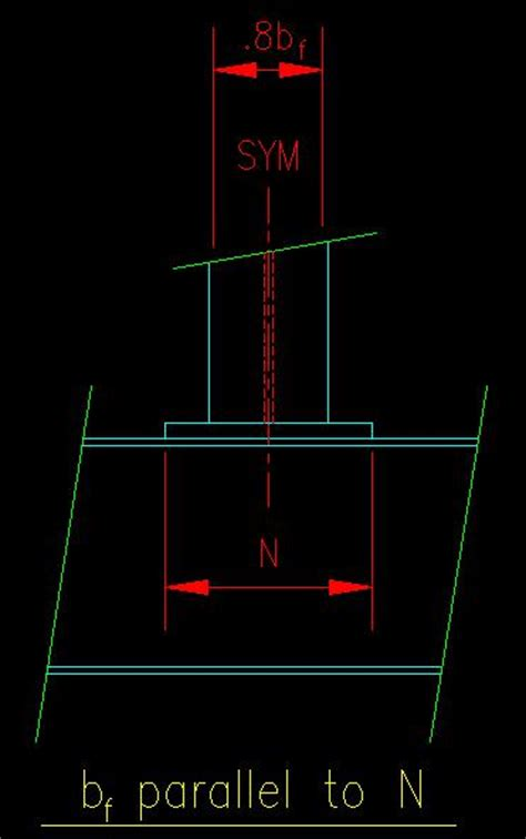 Bearing Plate Design Steel