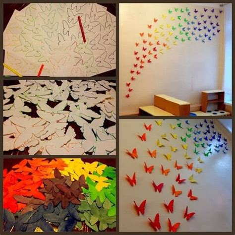 butterfly decorations for home decorate your home with cute butterfly wall d 233 cor decozilla