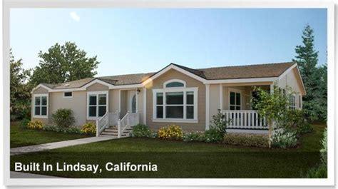 beautiful manufactured home built in lindsay california