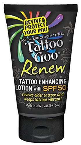 lotion on tattoo burns best renew lotion out of top 22