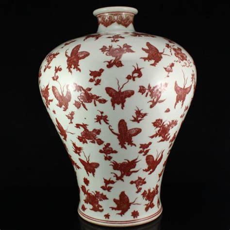 superb ming dynasty underglaze porcelain vase