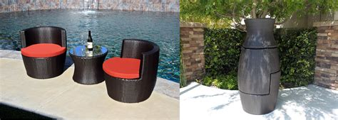 See why nesting furniture is the new trend in outdoor furniture