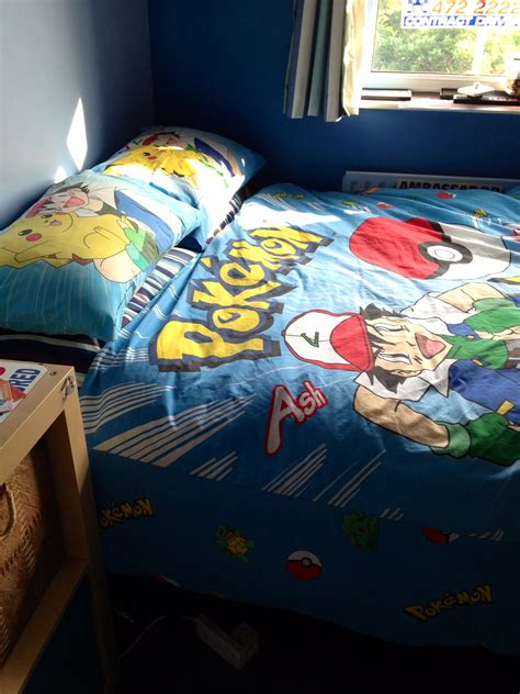pokemon bedding queen my handmade gen 1 bed sheets for a double bed made by my