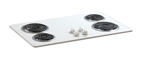 36 inch electric coil cooktop kenmore 41212 36 quot electric cooktop with coil elements