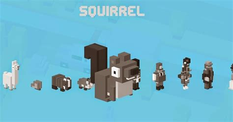 new mystery charatcters for crossy road uk crossy road uk ireland update adds 17 new characters
