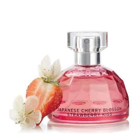 The Shop Japanesse Cherry Blossom Edt Parfum 50ml japanese cherry blossom strawberry eau de toilette 50ml