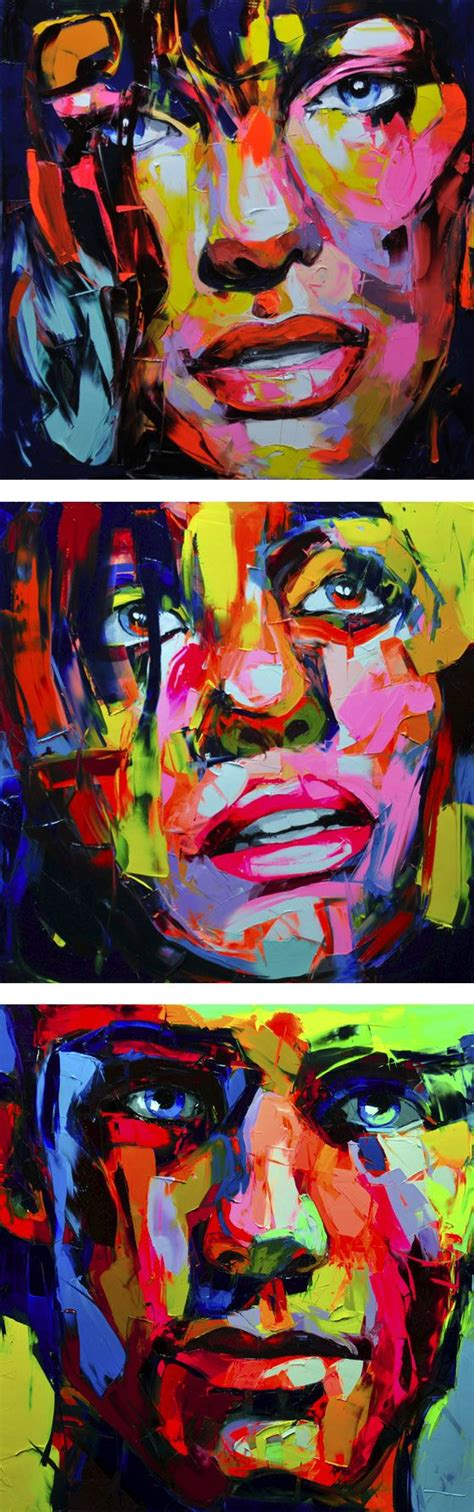 Bild Selber Malen 4485 by Paintings By Francoise Nielly Paintings