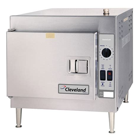 Countertop Steamer by Cleveland Range 21 Cet 8 Electric Countertop Steamer