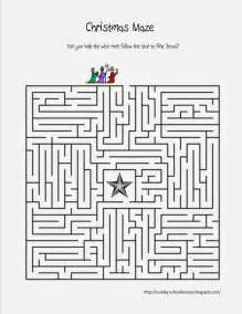 printable religious mazes christmas activities printables for middle school google