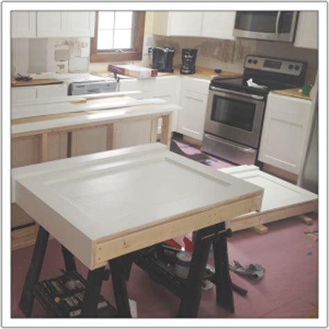Build a DIY Kitchen Island ? Build Basic