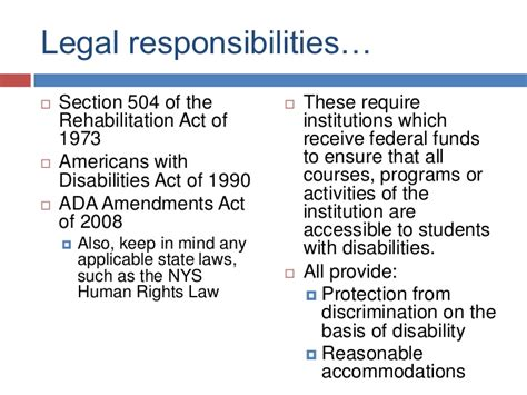 section 508 of the rehabilitation act requires federal agencies to ud for education tech