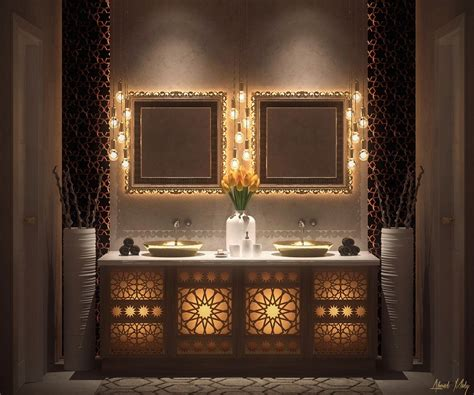 moroccan bathroom vanity ultra luxury bathroom inspiration