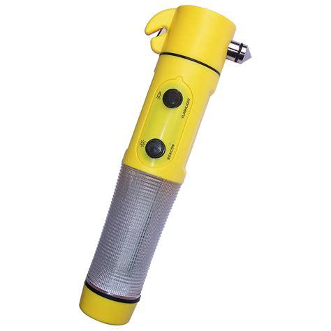 Safety Hammer Flashlight car emergency safety hammer flashlight