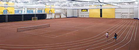 rit gordon field house indoor facilities center for recreation and intramurals wellness education program