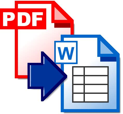 imagenes pdf a word online estrai tabelle da pdf a word documenti pdf a word pdf a